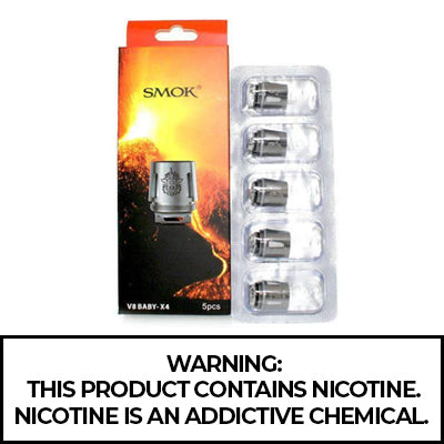 SMOK TFV8 V8 Baby Replacement Coils - 5 per pack