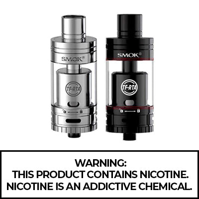 TF-RTA G2 and G4 Tank by Smok
