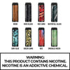 VMATE 200W Box Mod (Pewter Frame) By Voopoo