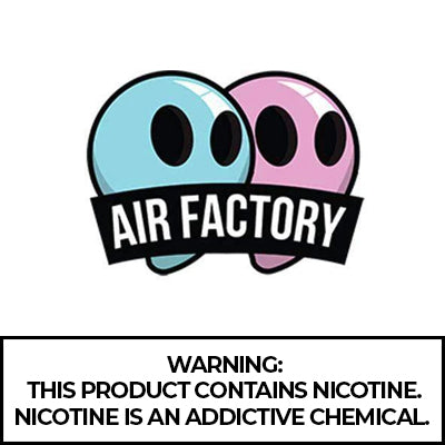 Air Factory Eliquids - 100ML