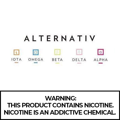 Alternativ E Liquid - 100ML
