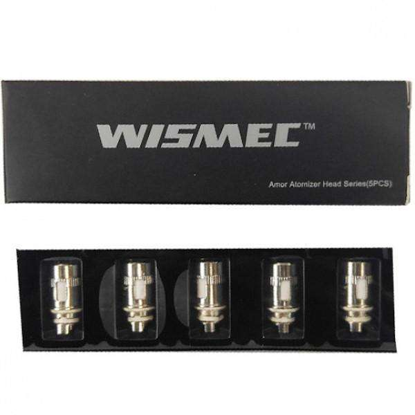 WISMEC Amor Atomizer Head Coil 5 pack