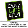 CHERRY LIME COLA BY JUICE MAN USA E-JUICE - 100ML