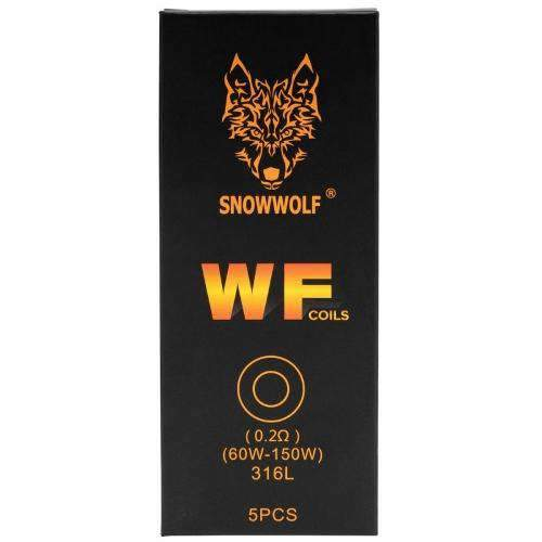 SnowWolf Coil (0.2ohm)(0.16ohm) - 5 per pack