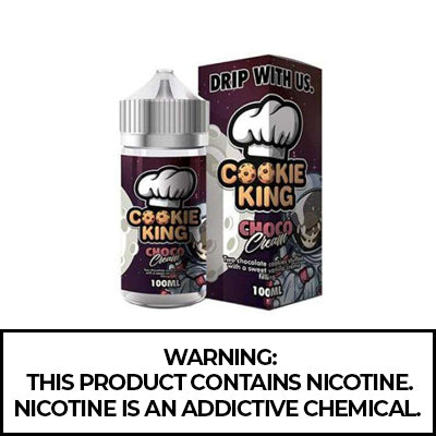 Cookie King E juice - 100ml
