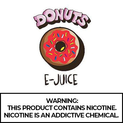 D'OHNUTS E JUICE - 60ML