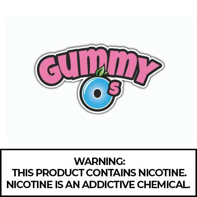 Gummy O's E-Liquid - 100ML