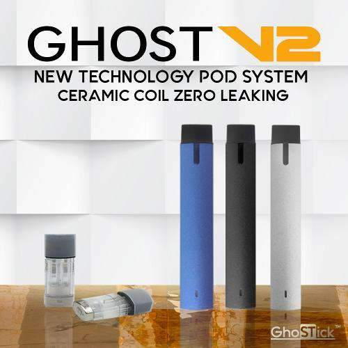 Ghost V2 New Generation Pod System