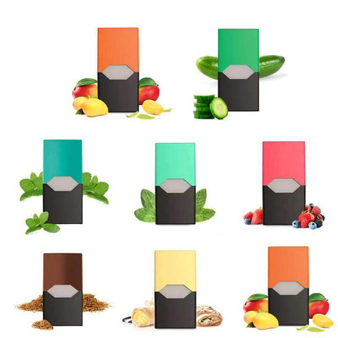 JUUL Pods - Display of 8 pack