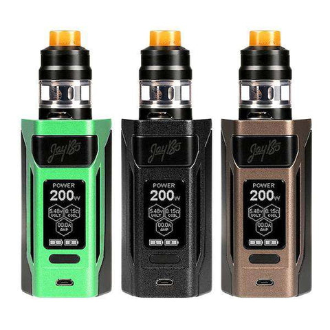 RX2 20700 200w Starter kit by Wismec