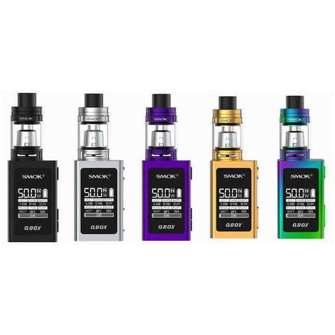 Qbox 50w Starter kit by Smok
