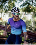 Ocean Blue Men Skinsuit
