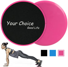 Load image into Gallery viewer, Your Choice Sliders - Discos deslizantes para entrenamiento de cuerpo completo