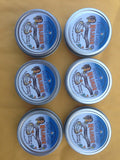 Nojmuk - Dry Skin Relief Topical Salve / Ointment six tins