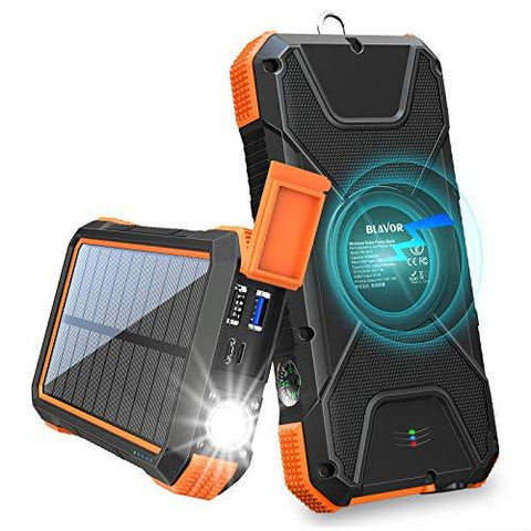 solar charger gifts for boat owners