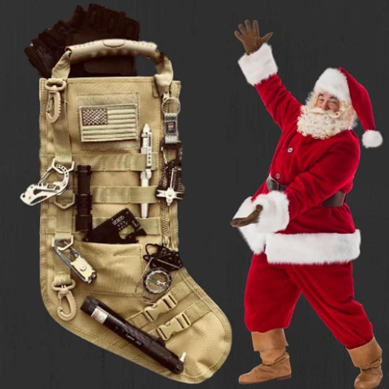 New Tactical Christmas Stockings