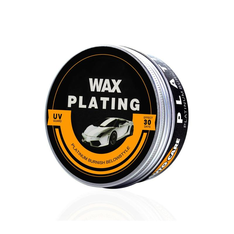Car Wax Cystal Plating Set