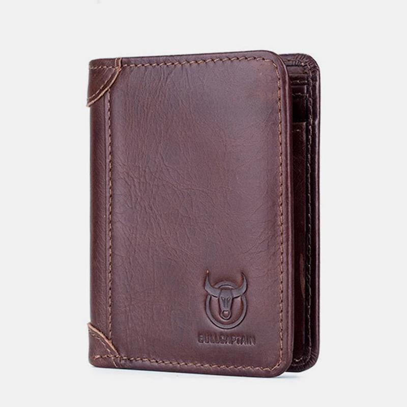 RFID Simple Bifold Wallet