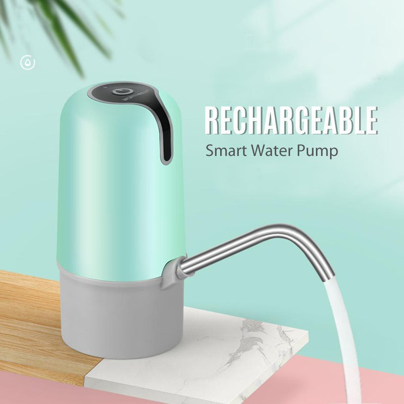 Rechargeable Smart Water Pump