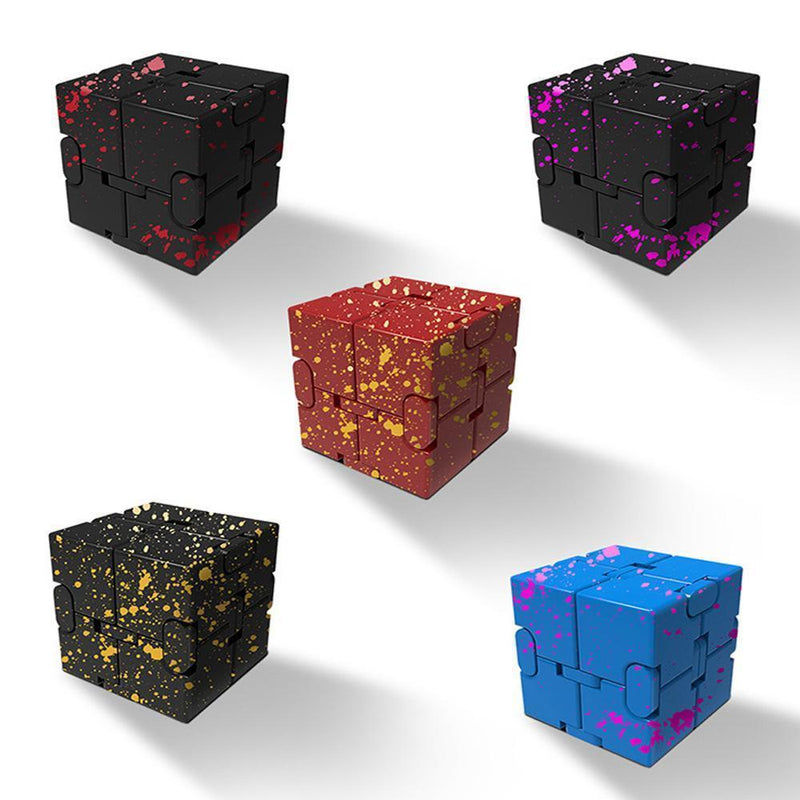 Infinite Rubik's Cube → Play Anywhere, Anytime for relieve stress