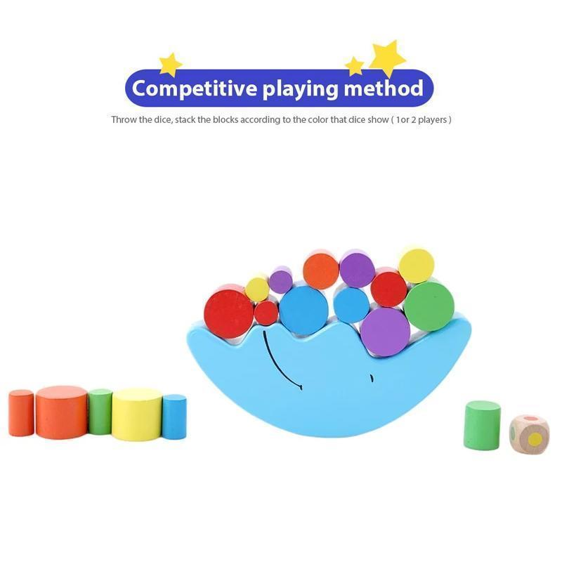 Moon Color Recognition Game for Kids