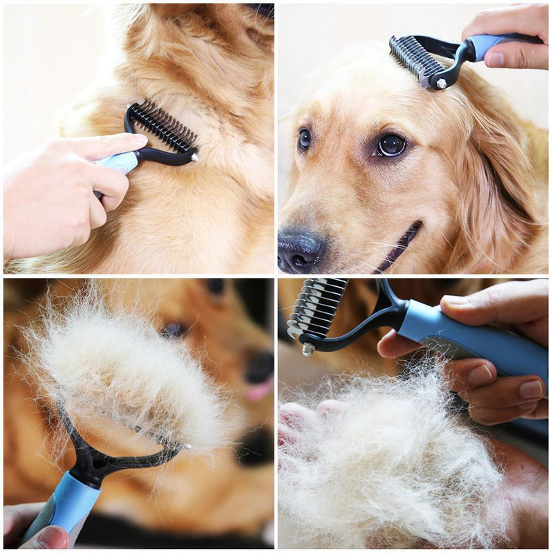 Pet Grooming Dual Sided Comb