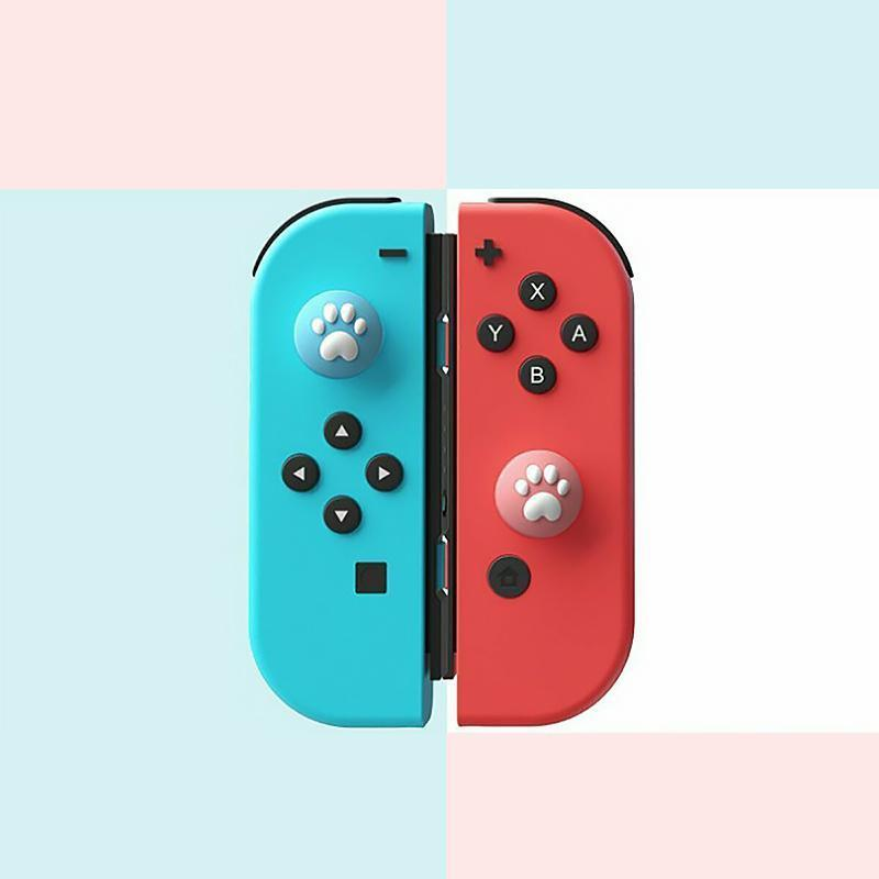 (Pre-sale) Soft Silicone Cover for Joy-Con Controller