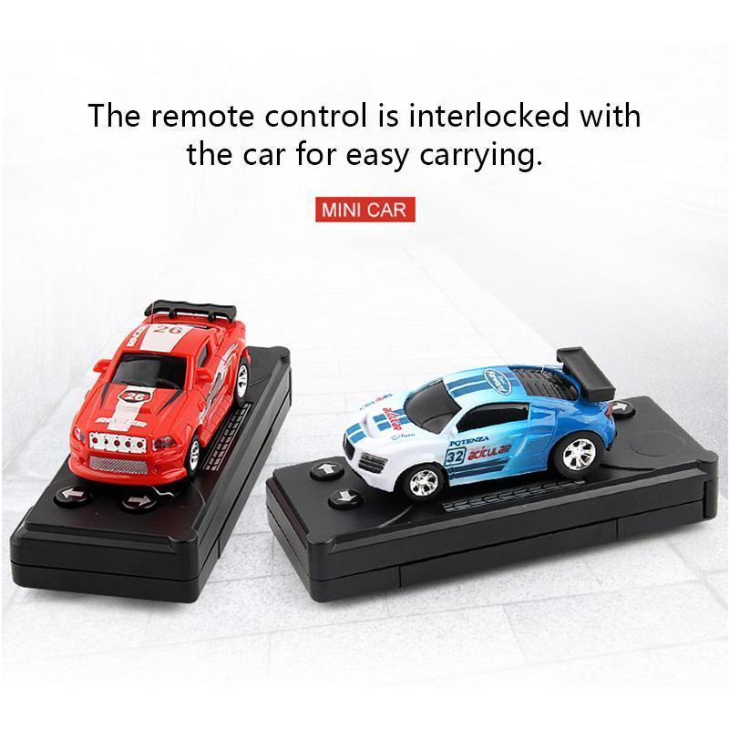 Creative Coke Can Mini RC Car