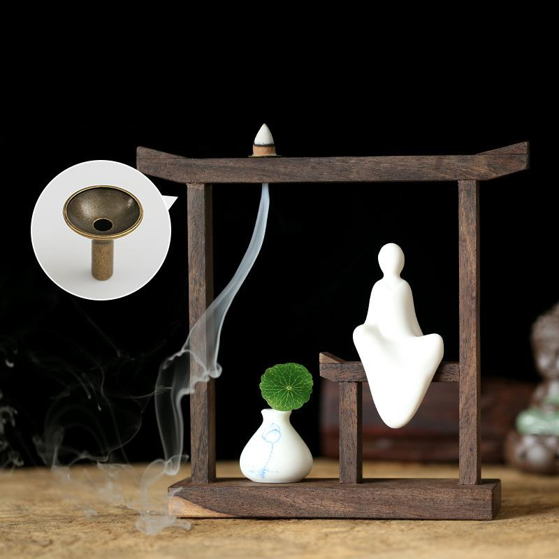 Antique Mini Incense Holder