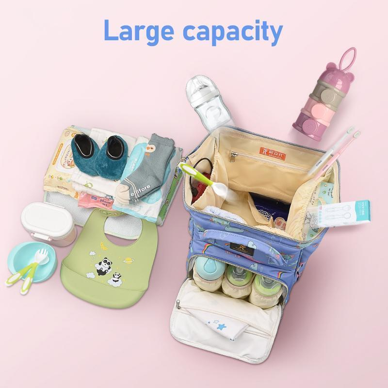 Multifunctional Large Capacity Mummy Bag