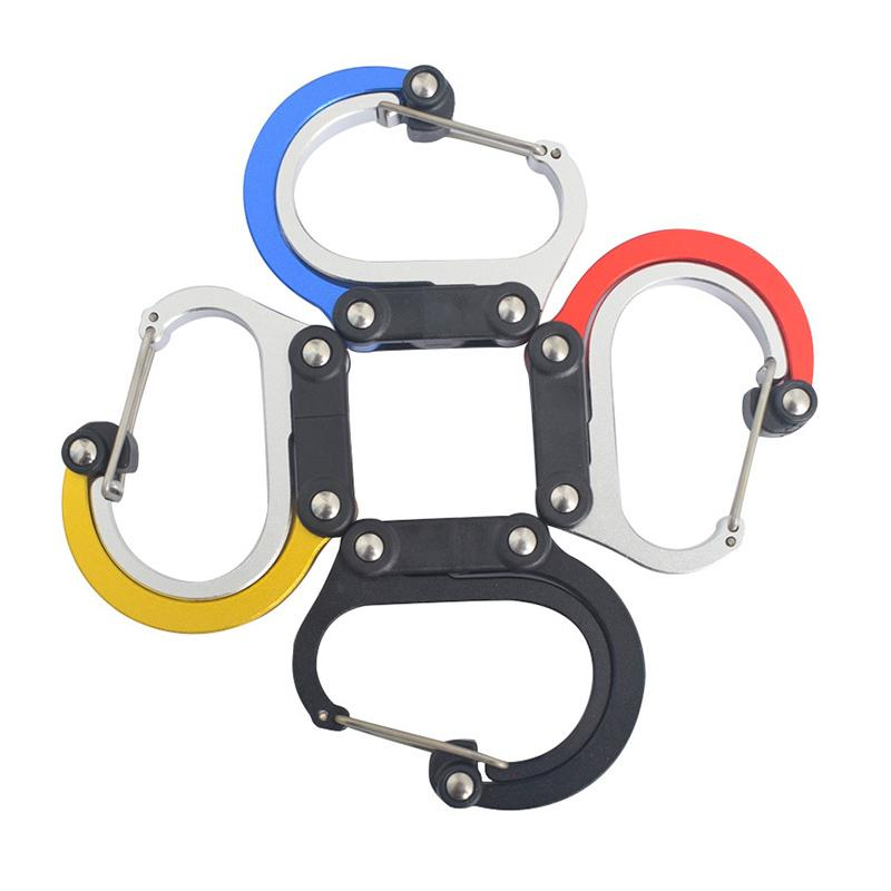 Outdoor Climbing Multifunctional Carabiner