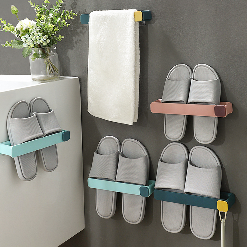 Punch-free Household Rack