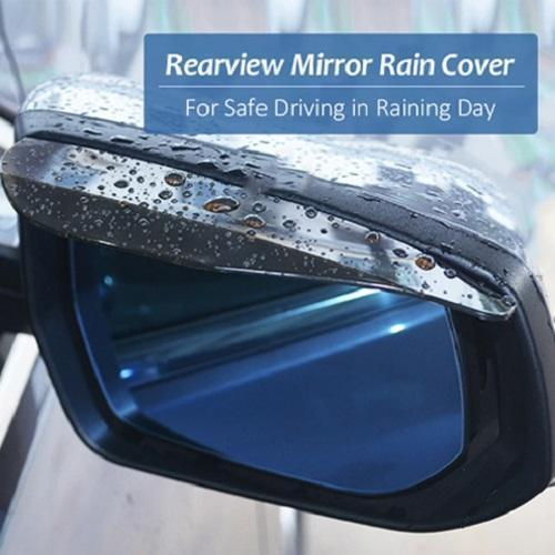 Rear View Mirror Rain Cover