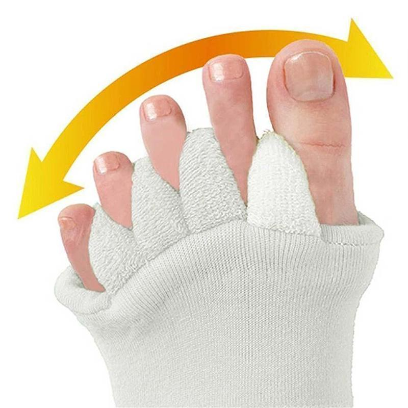 Foot Alignment Toe Socks