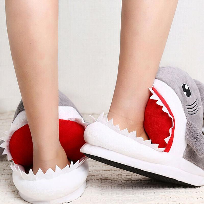 Comfortable Shark Slippers