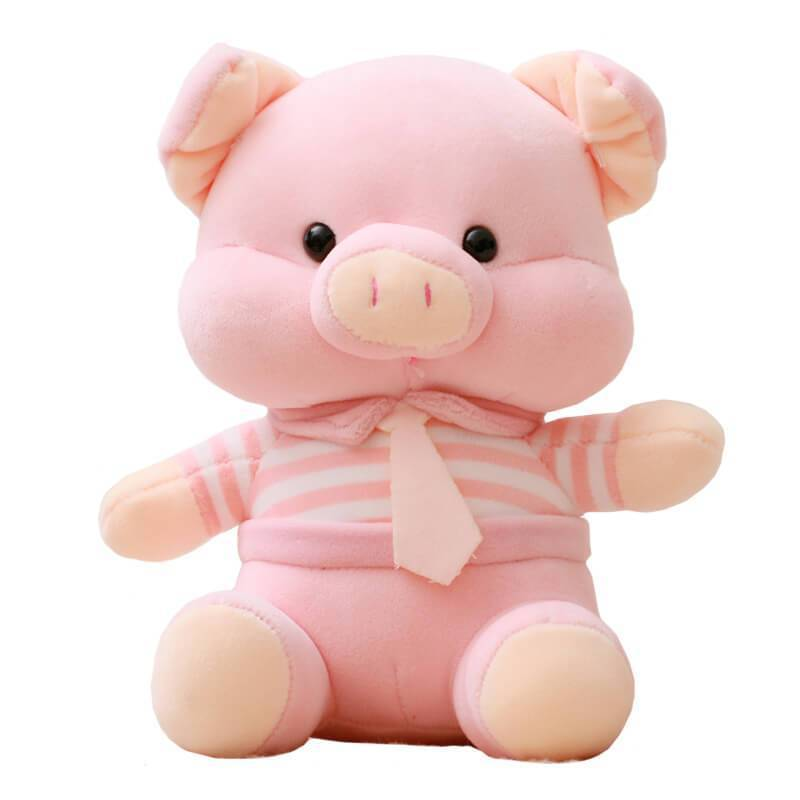 Annoying pig pet doll