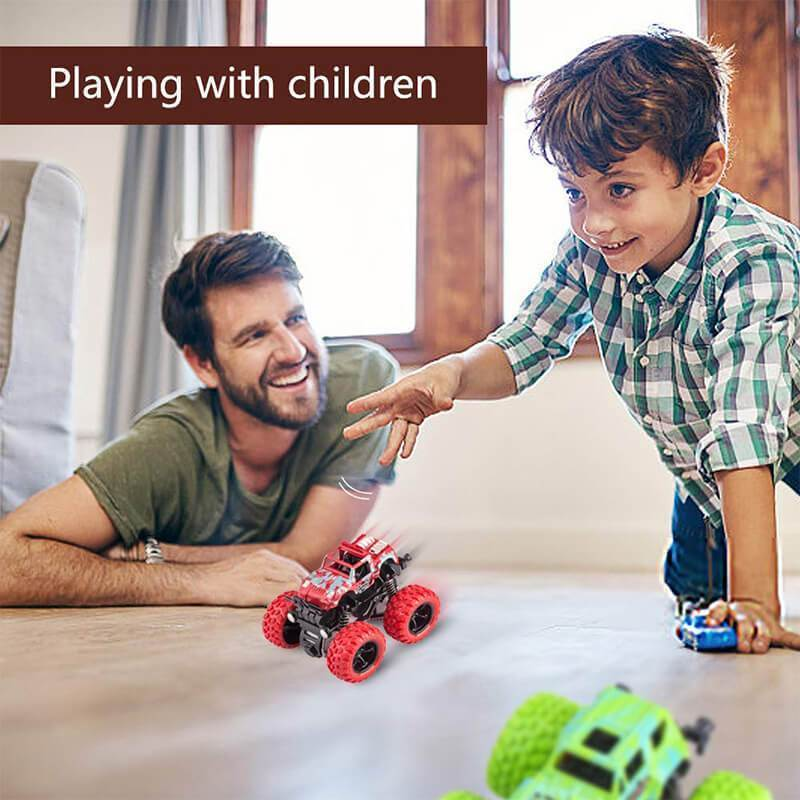 Pull-Back Cars for Kids