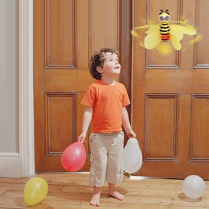 Electric Infrared Sensor Bee Flying Toys