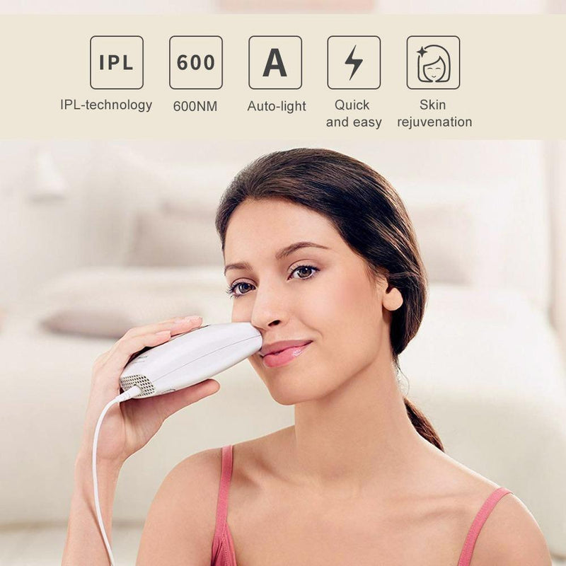 Household Universal Laser Hair Remover