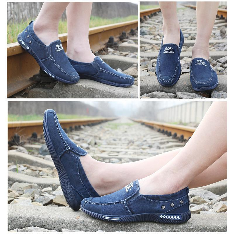 SHOES CLASSIC SLIP-ON LOW-TOP