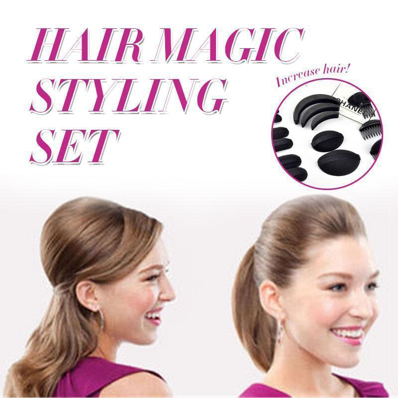 Hair magic styling set