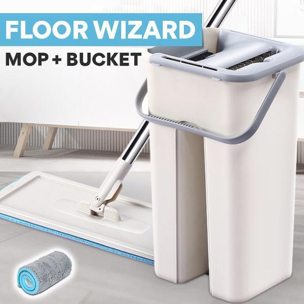 Floor Wizard Mop and Bucket