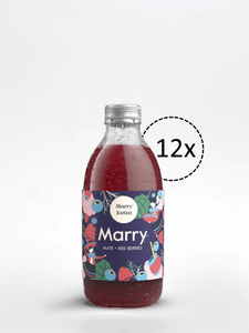 Marry Icetea | Mate + Red Beeries