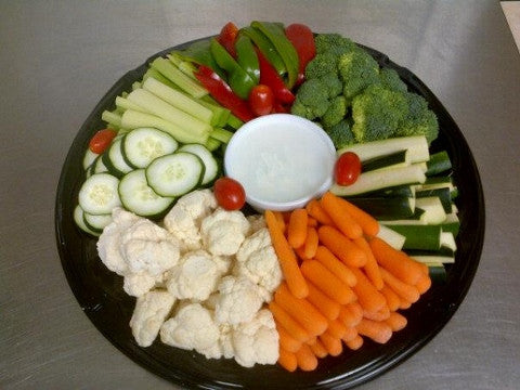 Vegetable & Dip