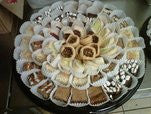 Dessert Trays    Assorted cookies & squares