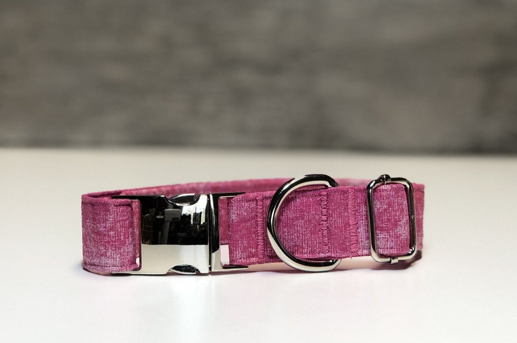 Pinky Tuscadero - Dog Collar
