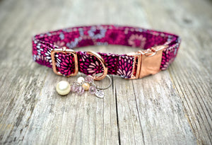 Sofia -Dog Collar