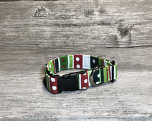 Load image into Gallery viewer, Holly Jolly Christmas - Dog Collar