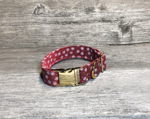 Load image into Gallery viewer, Baby it's Cold Outside - Dog Collar
