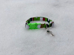Holly Jolly Christmas - Cat Collar